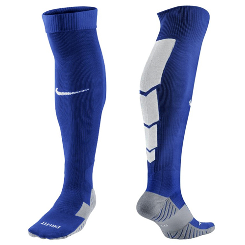 NIKE DRI-FIT COMPRESSION SOCK SX4855-410