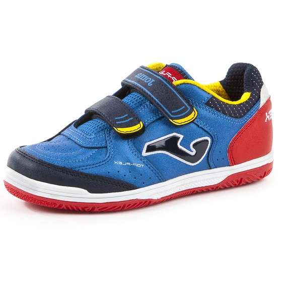 JOMA TOP FLEX JR 704 ROYAL VELCRO INDOOR TOPJW.704.IN JR