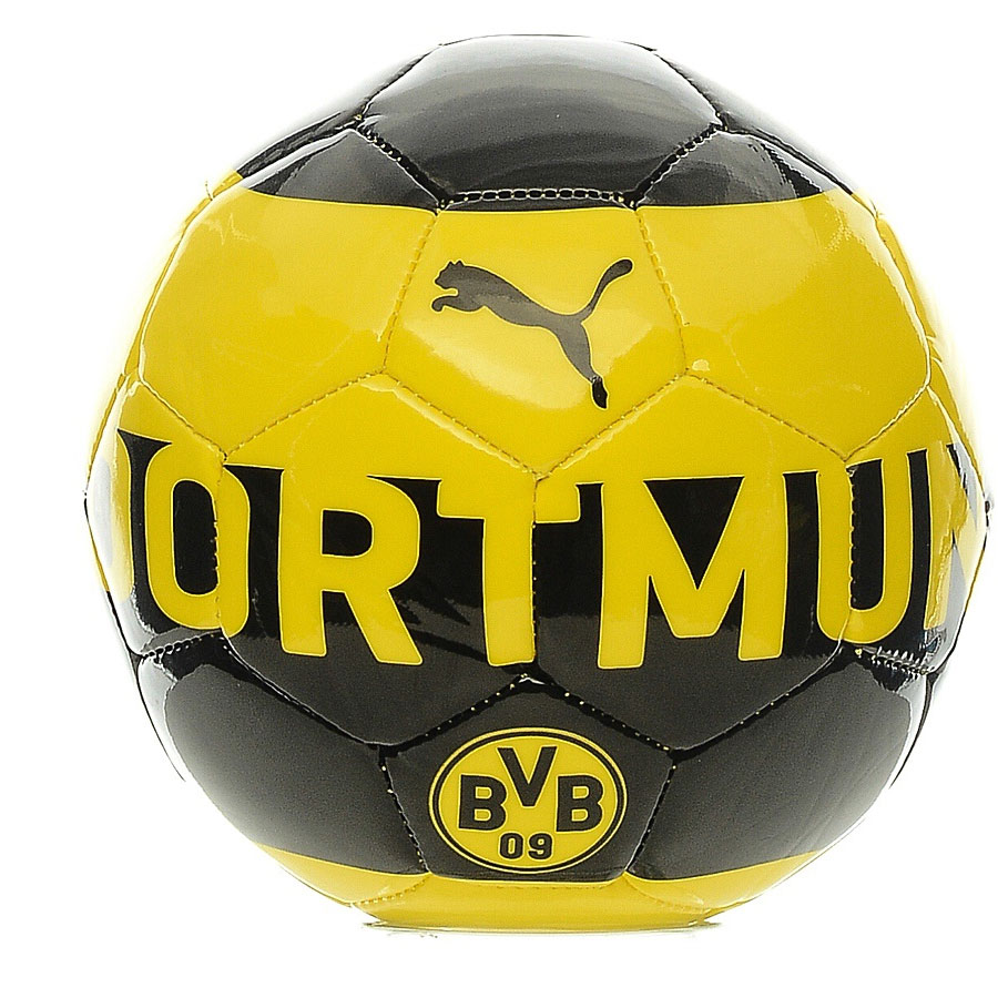 PUMA BVB FAN BALL MINI 08282701