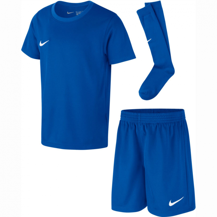 NIKE DRY PARK KIT SET K AH5487-463 JR (Детская)
