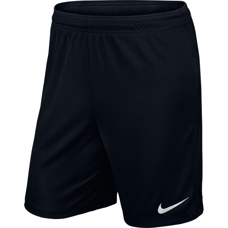 NIKE PARK II KNIT SHORT NB 725988-010 JR (Детские)