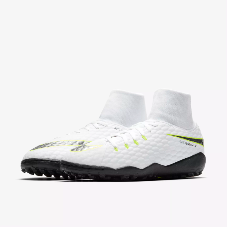 NIKE PHANTOMX 3 ACADEMY DF TF AH7293-107 JR