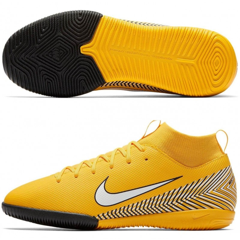 NIKE NEYMAR SUPERFLYX IC AO2886-710 JR