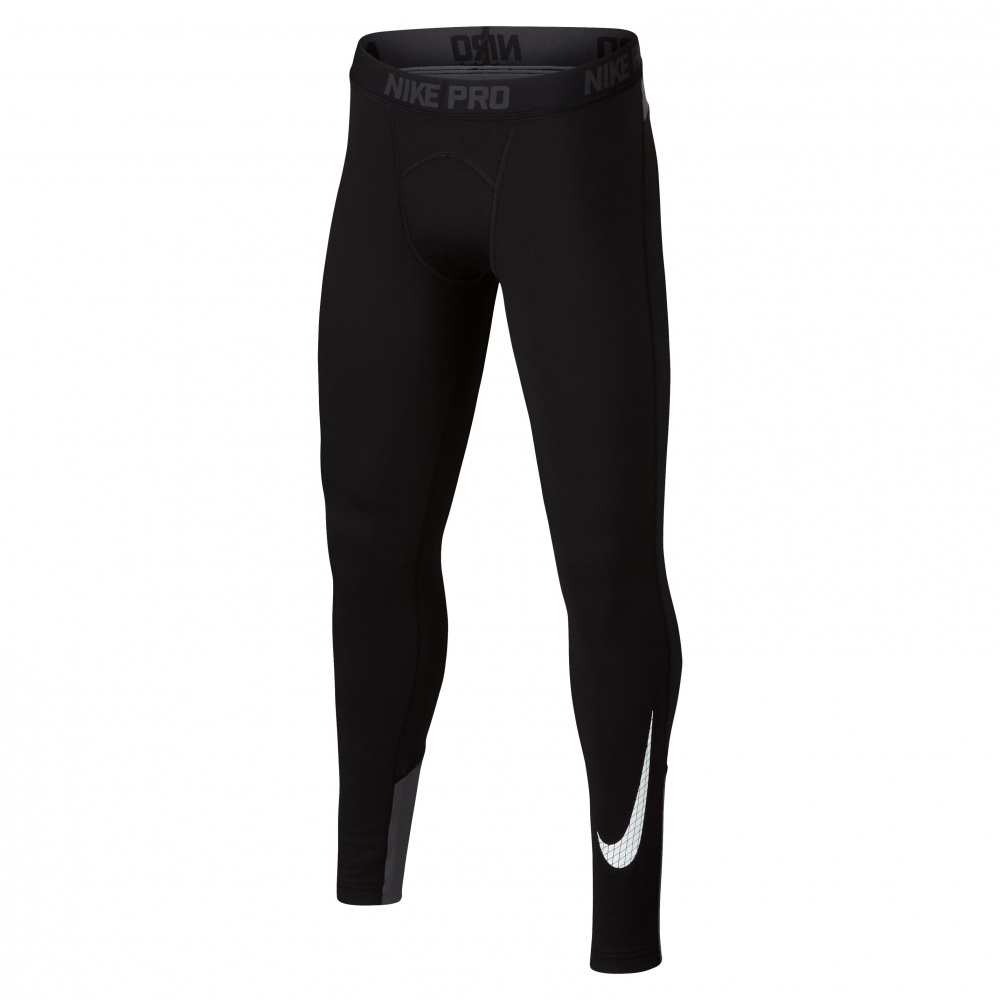 БЕЛЬЕ NIKE PRO БРЮКИ WM TGHT GFX 939576-010 JR