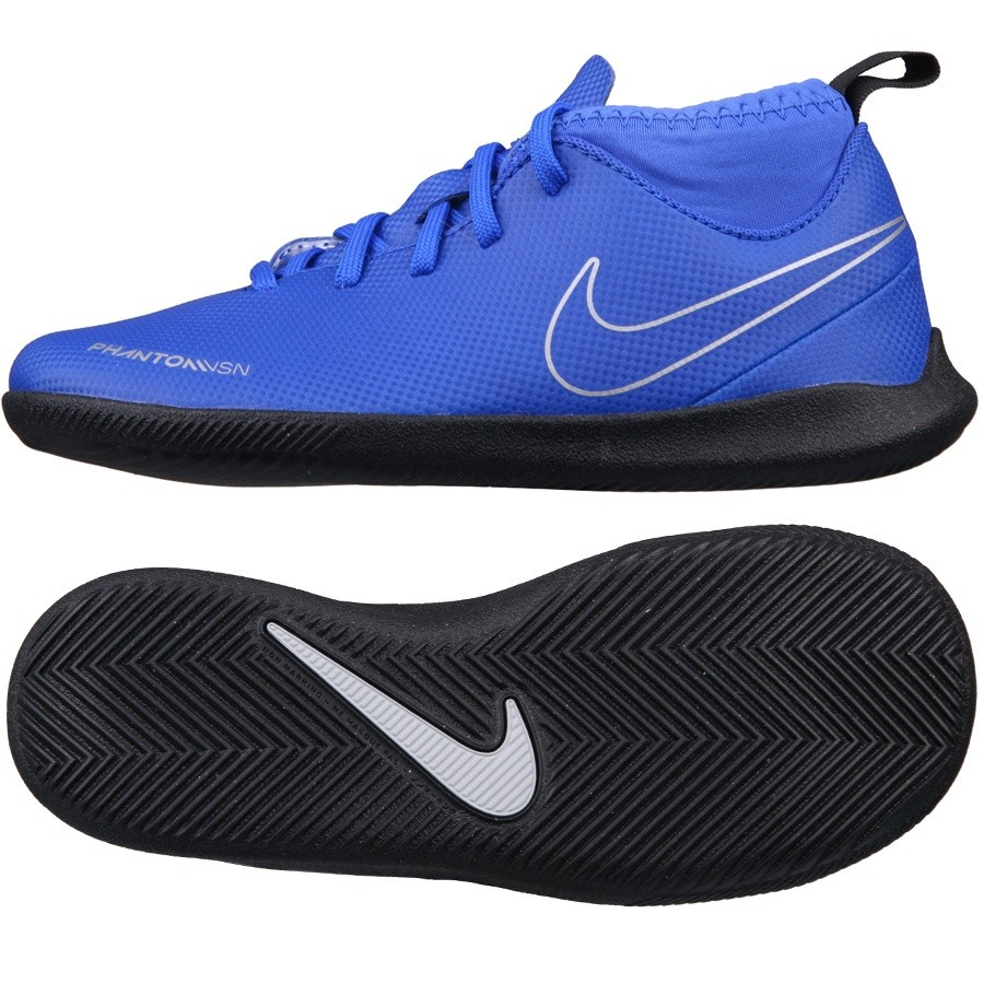 NIKE PHANTOM VSN CLUB DF IC AO3293-400 JR