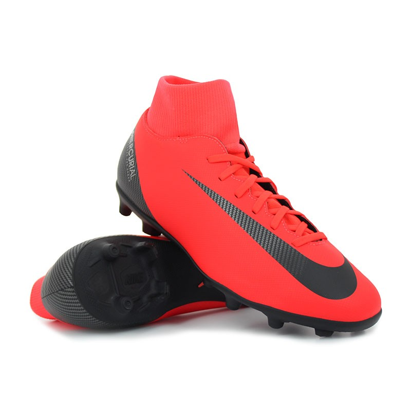 NIKE SUPERFLY VI CLUB CR7 FG/MG AJ3545-600