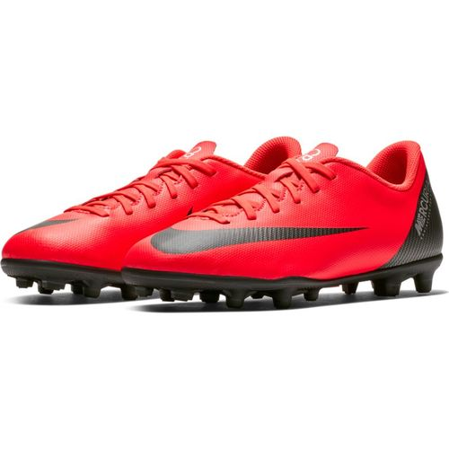 NIKE VAPOR XII CLUB GS CR7 MG AJ3095-600 JR
