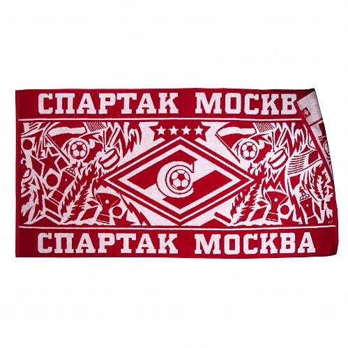 Полотенце ФК Спартак 95502
