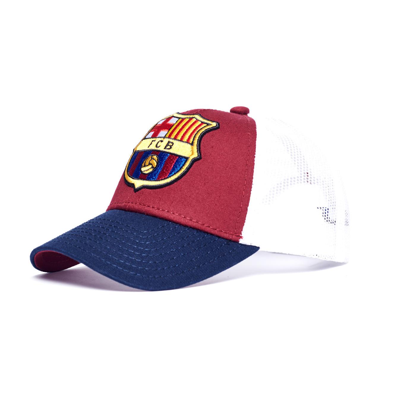 Бейсболка Барселона 107739