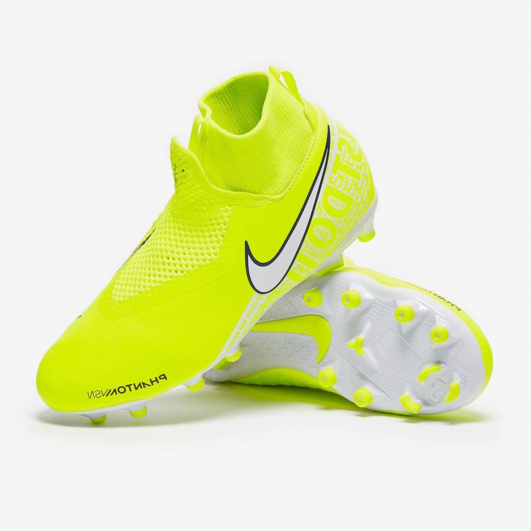 NIKE PHANTOM VSN ACADEMY DF FG/MG AO3287-717 JR