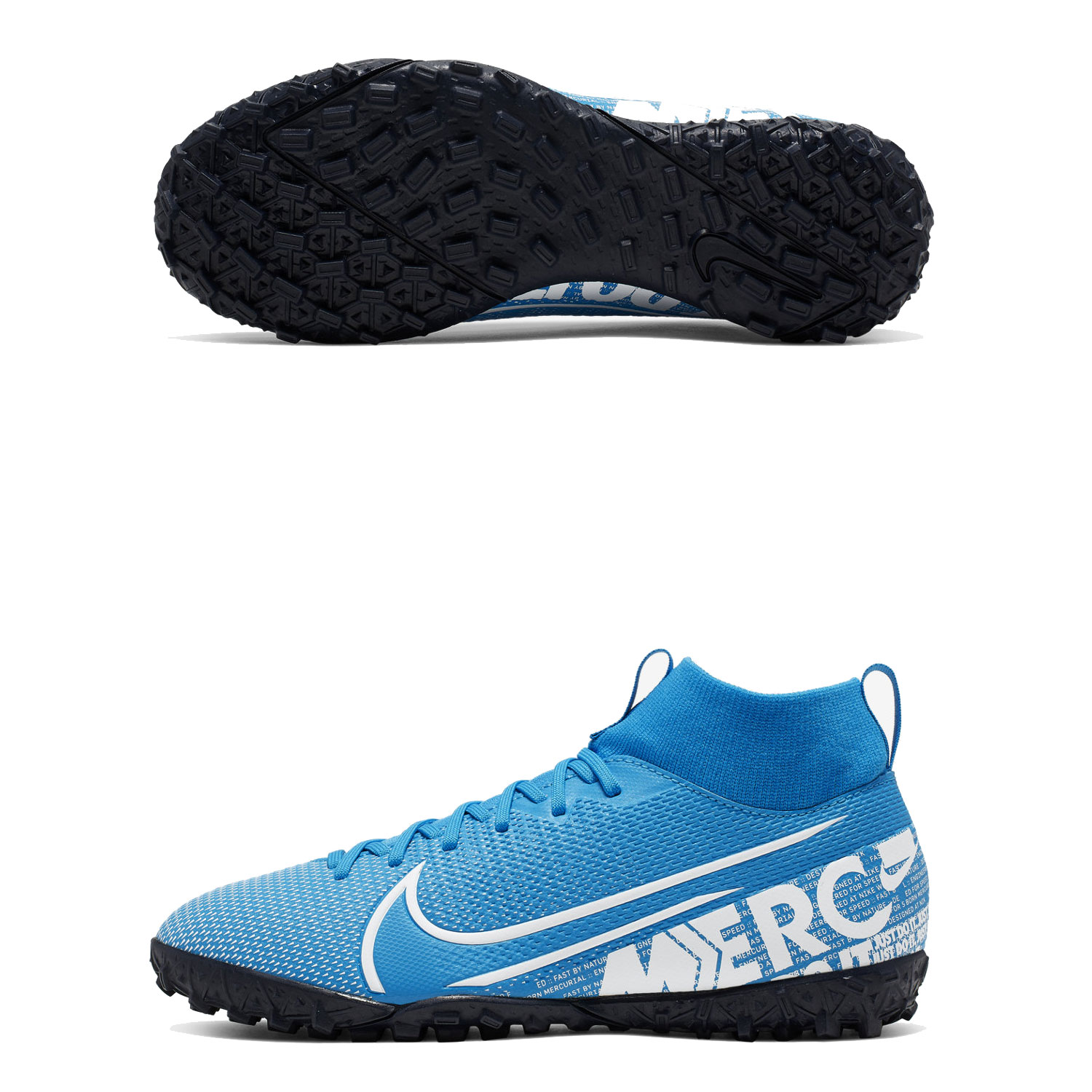 NIKE SUPERFLY 7 ACADEMY TF AT8143-414 JR