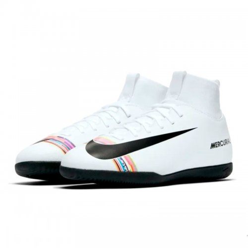 NIKE SUPERFLY VI CLUB CR7 IC AJ3087-109 JR