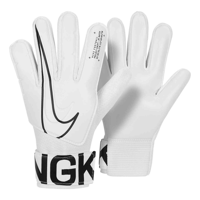 NIKE GK MATCH JR-FA19 GS3883-100