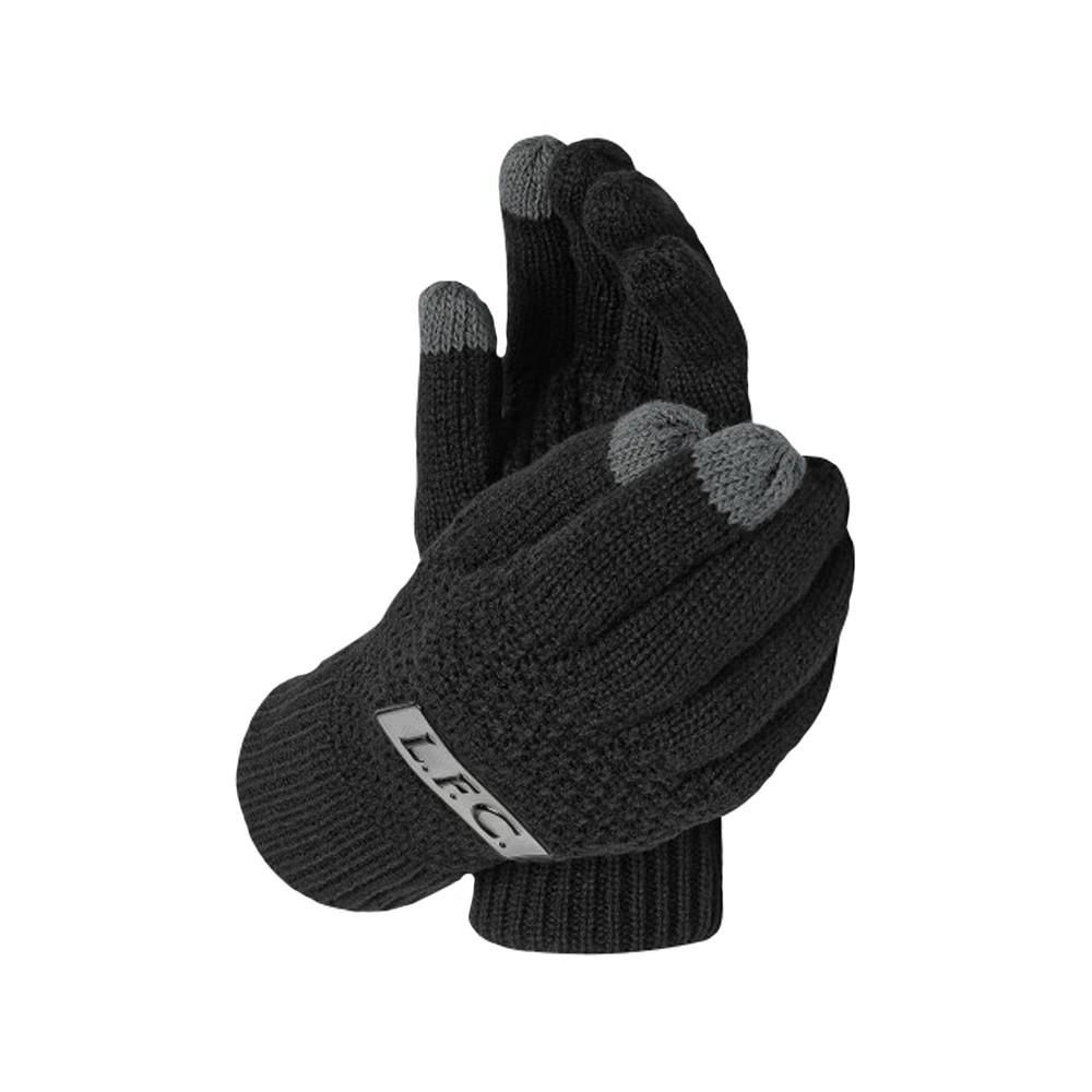 Перчатки Ливерпуль черные New Balance  MG934003/BGR