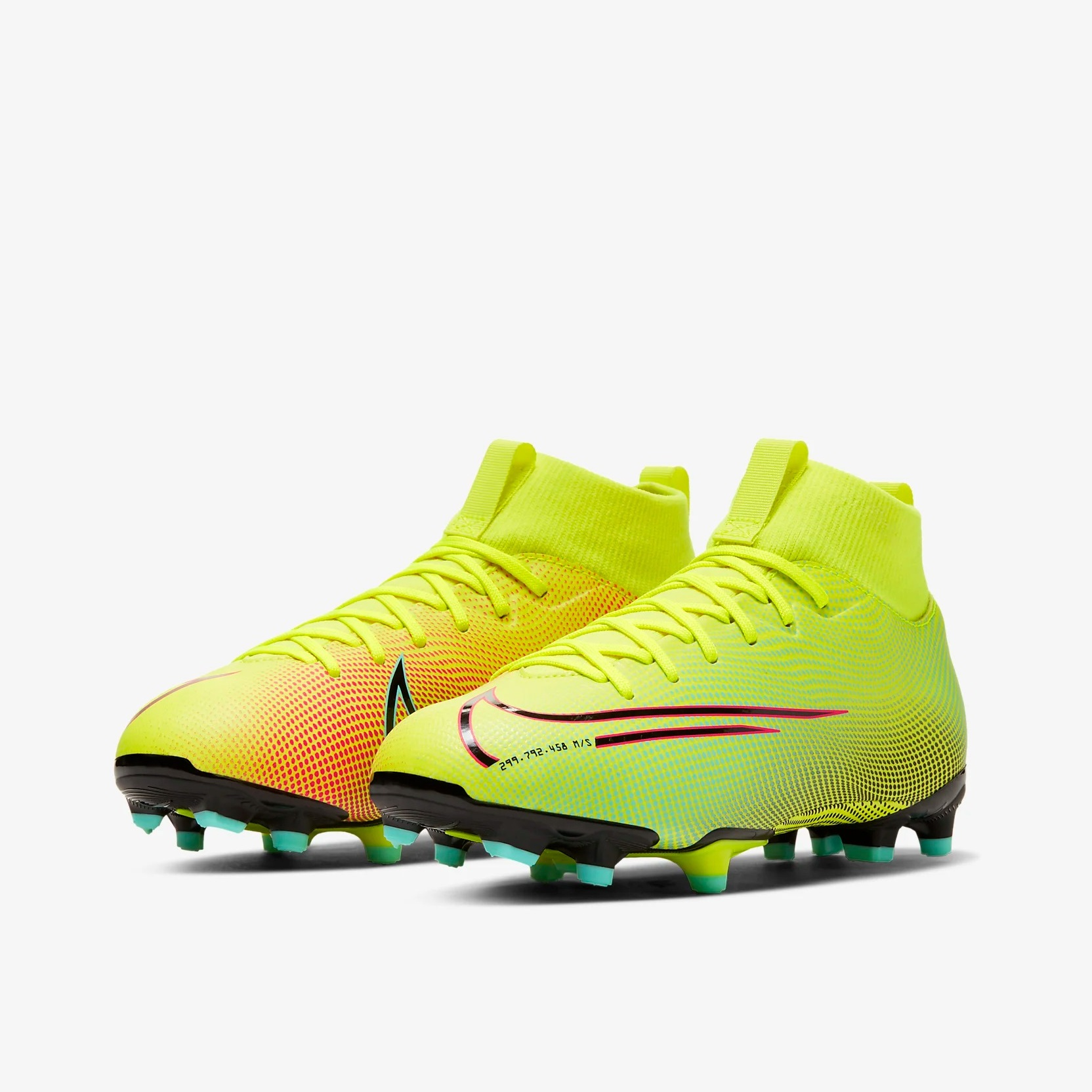 NIKE SUPERFLY 7 ACADEMY MDS FGMG BQ5409-703 JR