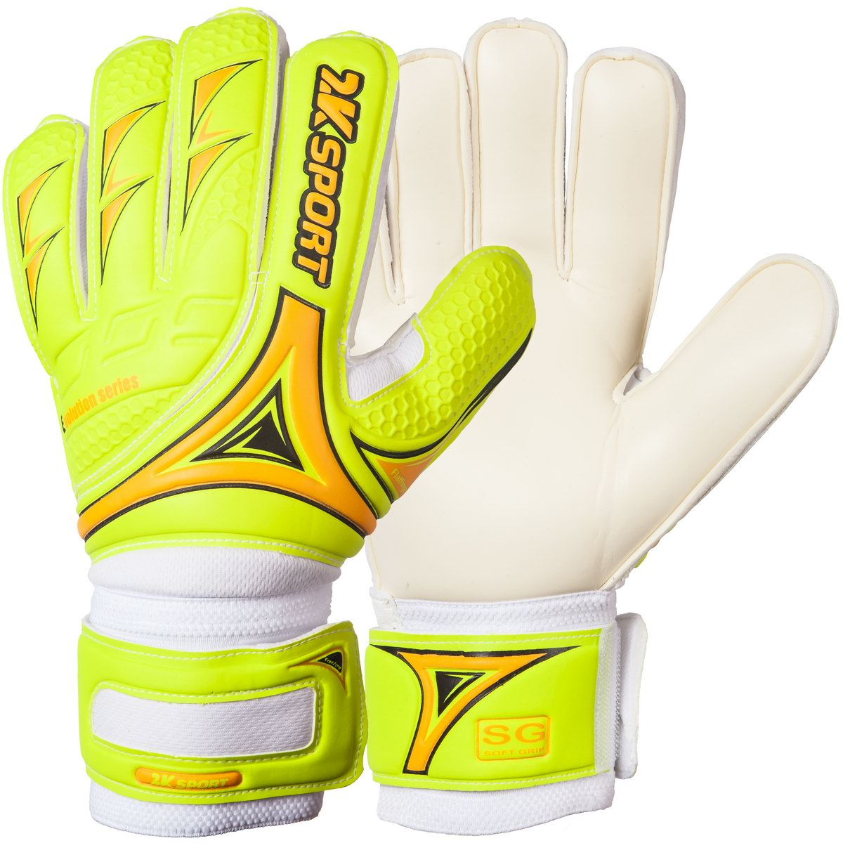2K SPORT EVOLUTION 124915 neon-lemon/orange