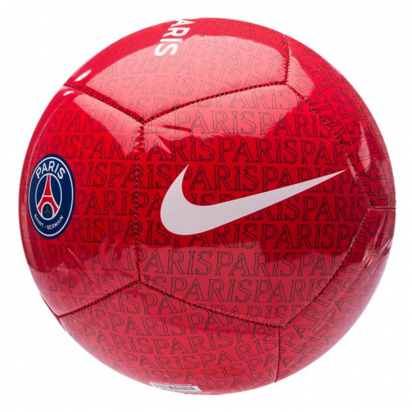 Мяч Nike Paris Saint-Germain Pitch CW2454-657