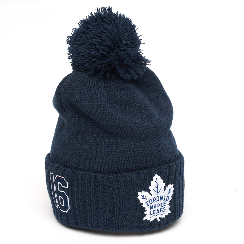 59281 Шапка Toronto Maple Leafs №16