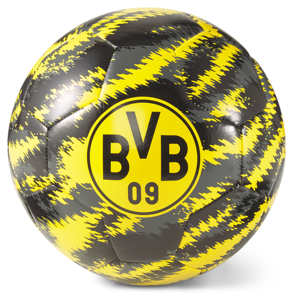 PUMA BVB ICONIC BIG CAT BALL